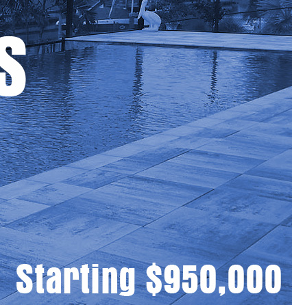 Click here for Listings starting at 950.000 USD